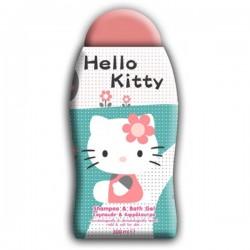 Flacon Gel douche de la marque Choupinet Hello Kitty sur 123 Couches