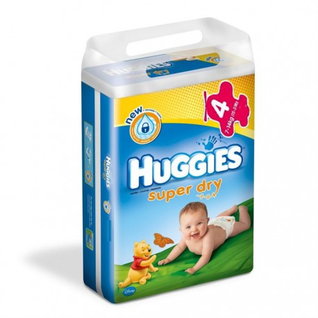 Couche Huggies Taille 1