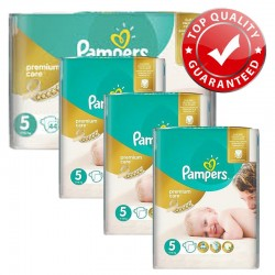 Mega pack 160 Couches Pampers Premium Care taille 5 sur 123 Couches