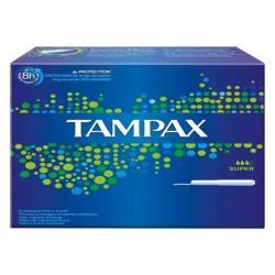 Maxi Pack 60 Tampons de Tampax de taille super avec applicateur sur 123 Couches