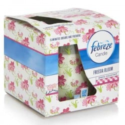 Bougie Parfumée Febreze Flower Bloom sur 123 Couches