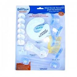 Mini set de Sécurité Babysun Nursery 13 Pièces sur 123 Couches