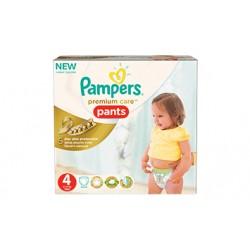 Pack économique 360 Couches de la marque Pampers Premium Care de taille 4 sur 123 Couches