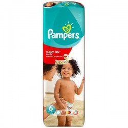 Pack 38 Couches de Pampers Easy Up de taille 6 sur 123 Couches