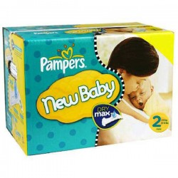 Pack jumeaux 780 Couches Pampers Sleep & Play taille 3 taille 2 sur 123 Couches