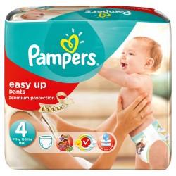Pack économique 250 Couches de la marque Pampers Easy Up taille 4 sur 123 Couches