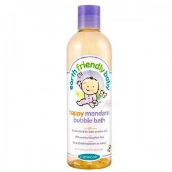 Flacon Bain moussant EFB - Earth Friendly Baby Bio Mandarine sur 123 Couches