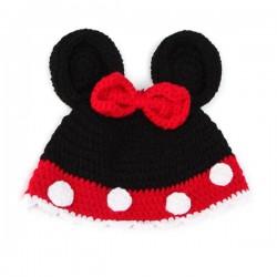 Crocheté main Premier ensemble nouveaux nés Choupinet Minnie Mouse sur 123 Couches
