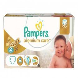Maxi Pack 320 Couches de la marque Pampers Premium Care taille 2 sur 123 Couches