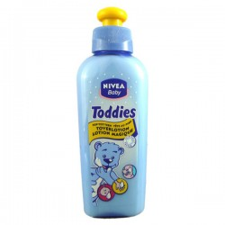 Flacon Lotion Magique Nivea baby Toddies sur 123 Couches