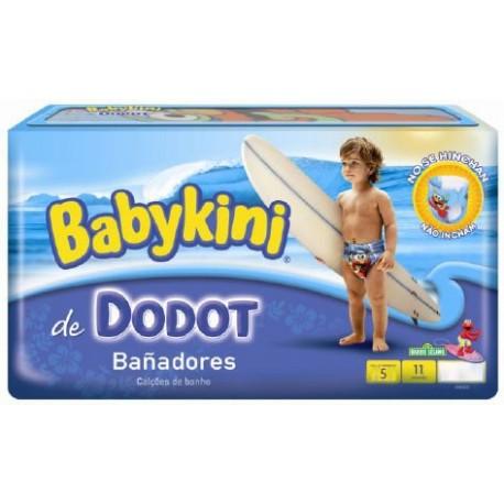 Pack 11 Couches de bains de Dodot Maillot de bain taille 5 sur 123 Couches