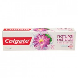 Dentifrice Colgate Natural Extracts Soin Gencives sur 123 Couches