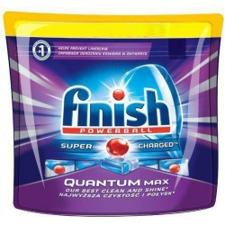 Finish Tabs 30 Powerball Quantum Max (465 gr) sur 123 Couches