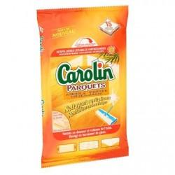 Carolin Serpillières 15 pièces spécial parquets sur 123 Couches