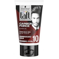 Taft Gel 150 ml Carbon Force N°10 sur 123 Couches