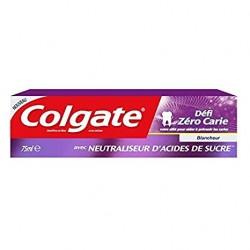 Dentifrice Colgate Blancheur Defi Zero Carie sur 123 Couches