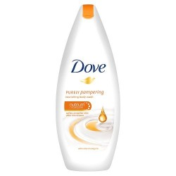 Dove Douche 250 ml Cashmere Smooth sur 123 Couches