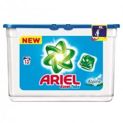 Ariel Liq Tabs 13 Excel Tabs Alpine (361,4 gr) sur 123 Couches