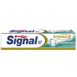 Dentifrice Signal Integral 8 Interdentaire sur 123 Couches