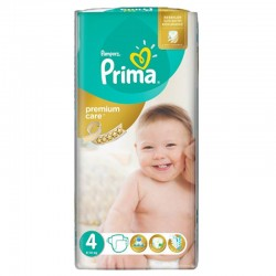 Pack 20 Couches Pampers Premium Care Prima sur 123 Couches