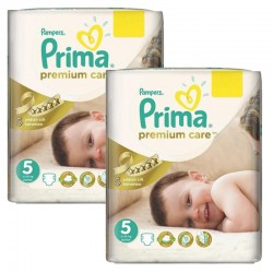 Giga Pack 126 Couches Pampers Premium Care Prima sur 123 Couches