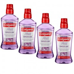 Lot 4 Dentifrices Colgate Complete Care