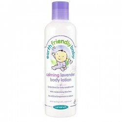 Flacon de la famille des Lotions hydratantes EFB - Earth Friendly Baby Bio à la Camomille sur 123 Couches
