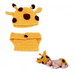 Mon premier ensemble Premiers ensembles nouveaux nés Choupinet Girafe taille 0-12Mois sur 123 Couches