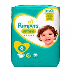Pack 37 Couches Pampers New Baby Premium Protection sur 123 Couches