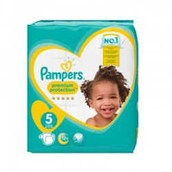 Pack 68 Couches Pampers New Baby Premium Protection taille 5