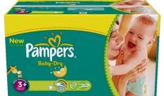Quelle couche Pampers est la plus adaptée à mon bébé ? Pampers propose tellement