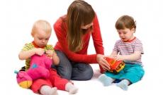 La (le) baby-sitter
